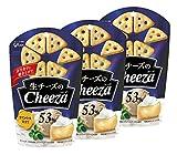 江崎グリコ 生チーズのチーザ カマンベールチーズ仕立て  40g×3本