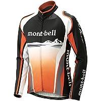 (モンベル) mont-bell WIC.サイクル ロングスリーブ ジャージ Light & Fast