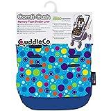 Cuddleco Comfi-Cush Stroller Liner, Dot to Dot
