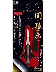 関孫六 薄刃オシャレハサミ HC3540