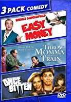 Easy Money/Throw Momma From The Train/Once Bitten【DVD】 [並行輸入品]
