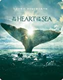 【Amazon.co.jp限定商品】白鯨との闘い 3D&2D ブルーレイセット スチールブック仕様(2枚組/デジタルコピー付) [Blu-ray]