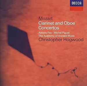 Clarinet & Oboe Concerti