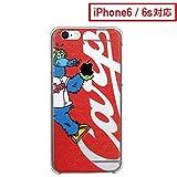 カープ公認グッズ iPhone6 カープクリアケース (スラィリー)※iPhone6/6s対応ケース※