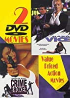 Crime Broker/Hard Vice [並行輸入品]