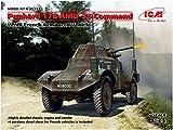 ICM 1/35 フランス パナール AMD-35 (178) 装甲指揮車 35375 プラモデル