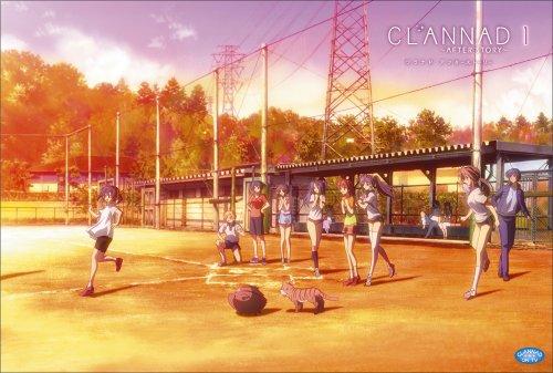 CLANNAD AFTER STORY 1 (初回限定版) [DVD]の詳細を見る
