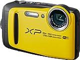 FUJIFILM デジタルカメラ XP120 イエロー 防水 FX-XP120Y