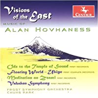 Hovhaness: Visions of the East (2009-01-27)