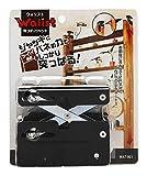 WAKI Walist突っぱりジャッキ 黒 WAT-001 クロ