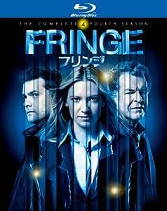 FRINGE / フリンジ 〈フォース・シーズン〉 コンプリート・ボックス [Blu-ray]