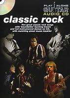 Play Along Guitar Audio CD: Classic Rock
