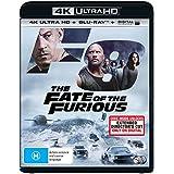 Fast & Furious 8 (4K Ultra HD + Blu-ray)