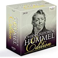 Johann Nepomuk Hummel: Edition