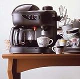 DeLonghi 3WAYコーヒーメーカー カフェカプチーノ DC300