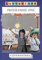 Letterland: Copymasters Programme 1