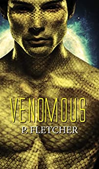 Venomous (Alien Warrior Book 1) by [Fletcher, Penelope]