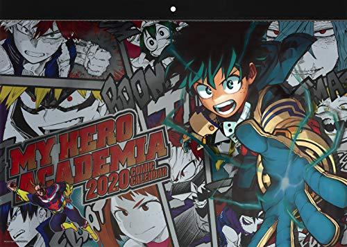 『僕のヒーローアカデミア』コミックカレンダー2020