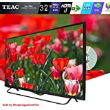"TEAC 32"" LED LCD Premium DVD Combo Record to USB in 4 Way – EPG, Timer, Standby and Pause Rewind Live TV. Model TEAC LEV32A118HD"