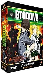 BTOOOM! コンプリート DVD-BOX (全12話, 300分) ブトゥーム 井上淳哉 アニメ [DVD] [Import] [PAL, 再生環境をご確認ください]