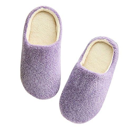 YideaHome スリッパ 静音で通気スリッパ 室内履き 来客用 家族 衛生的 おしゃれ 滑らない 暖かい 洗濯可 抗菌衛生 歩きやすい