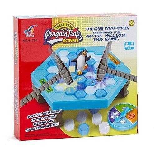 保存Penguin on Ice GameペンギントラップパーティーIce Breaking Funノベルティギフト