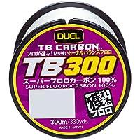 デュエル(DUEL) フロロカーボンライン TB300 300m