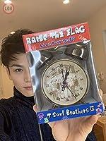 三代目J SOUL BROTHERS超RAISE THE FLAG岩田剛典 Produce 目覚まし時計+おまけ