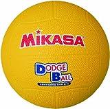 ミカサ ドッジボール イエロー D1 30