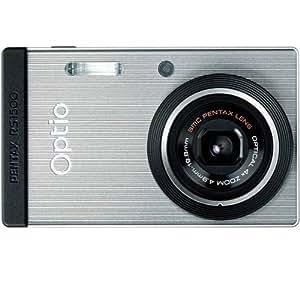 PENTAX  Optio RS1500(シルバー) 1400万画素 27.5mm 光学4倍 簡単着せ替え OPTIORS1500SL