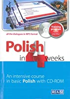 Polish in 4 weeks with CD-ROM