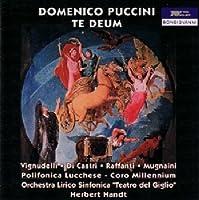 Te Deum / Omaggio a Napoleone by DOMENICO PUCCINI (2006-01-01)