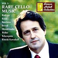 Rare Cello Music Vol.1