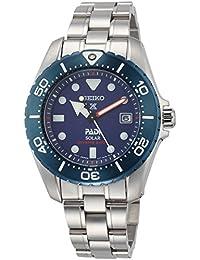 [プロスペックス]PROSPEX 腕時計 Diver scuba 200M ソーラーペア PADIコラボ 数量限定1,200本 SBDN035 レディース