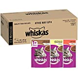 Whiskas Mixed Selection in Gravy Wet Cat Food Pouch, 90x85g
