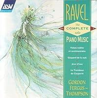 Ravel:Valses Nobles Et Sentimentales