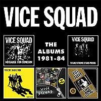 Albums 1981-1984