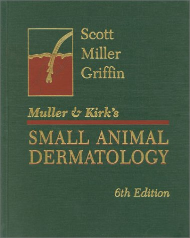 Download Muller and Kirk's Small Animal Dermatology, 6e 0721676189