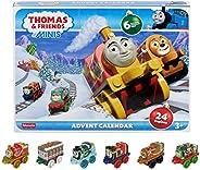 【Amazon.co.jp限定】トーマス(Thomas) ミニミニトーマス アドベントカレンダー 【3才~】【24種類の車両入り】GLK98
