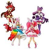 (仮)キラキラ☆プリキュアアラモード キューティーフィギュア2 SpecialSet(4種セット×1個入) 食玩・ガム (キラキラ☆プリキュアアラモード)