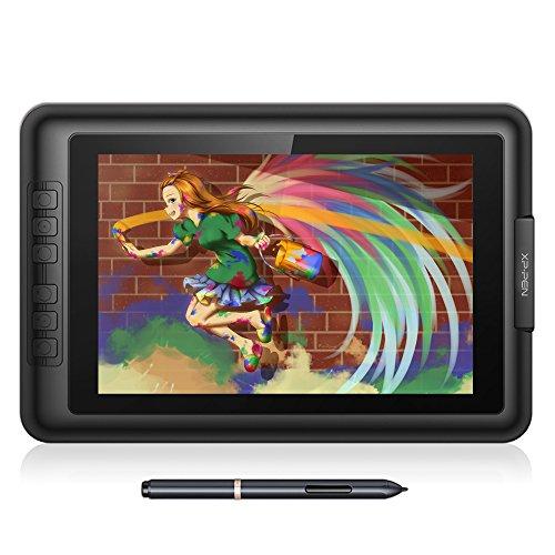 XP-Pen 液晶ペンタブレット 10.1インチ液タブ IPSモニタ 電池フリー 2048レベル筆圧ペン Artist10S V2