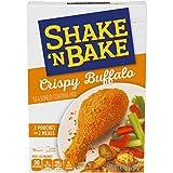 Shake 'N Bake Crispy Buffalo Seasoned Coating Mix Box (4.75 oz Boxes, Pack of 8)