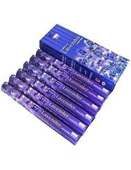 ラベンダー120 Sticksボックス – Darshan Incense