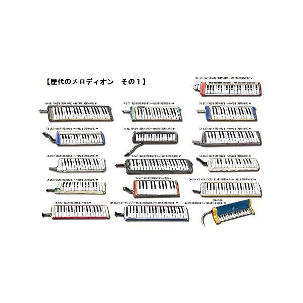 SUZUKI スズキ 鍵盤ハーモニカ メロデ...の紹介画像12