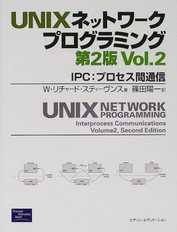 UNIXネットワークプログラミング〈Vol.2〉IPC:プロセス間通信の詳細を見る