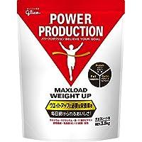 グリコ パワープロダクション マックスロード ウエイトアップ チョコレート味 3.5kg