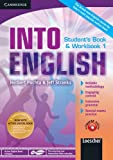 Into English Level 1 Student's Book and Workbook with Active Digital Book w/ Grammar and Vocab Maximiser w/ AudCD Ital Ed