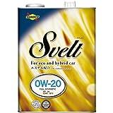 スノコ エンジンオイル Svelt SN 0W20 4L [HTRC3]