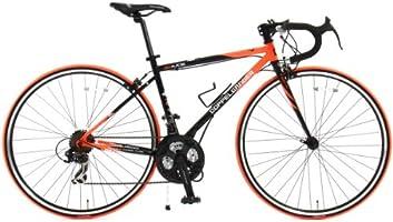 DOPPELGANGER(ドッペルギャンガー) フォルダブルロードバイク BACKFLIPPERシリーズ ALACRE 825 700x28C 独自開発折りたたみフレーム採用モデル