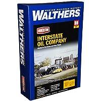 Walthers CornerstoneシリーズキットHo Scale I -燃料&オイル